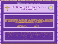 St Timothy Christian Center